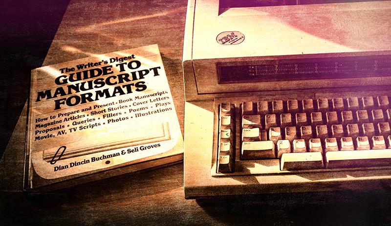 IBM Typewriter with Manuscript Formats book