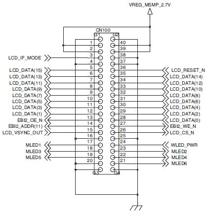 Reverse engineering the LG KF700 480 x 240 widescreen
