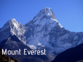 My Mount Everest