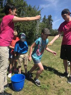 Camp Caravan 2018