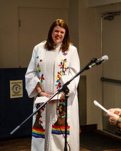 Rev. Hillary MacDonald