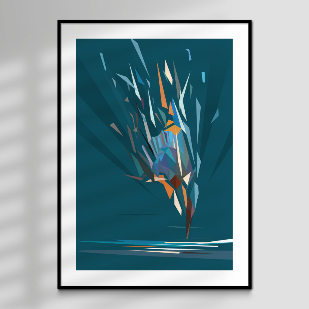 Dive Art Print for sale