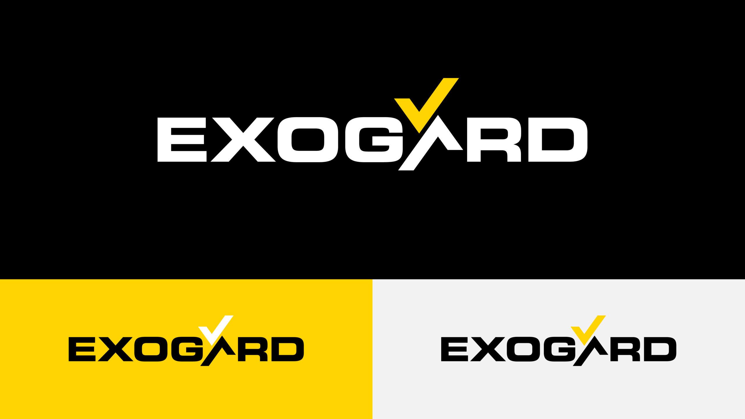 Exogard Visual Identity Logo