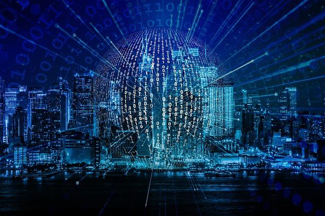 Block Chain Network Binary