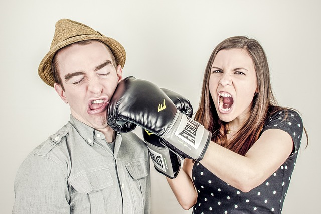 Boxing Glove Fighting Punching