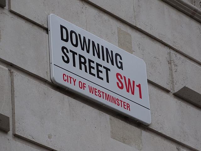 Downing Street London Sw Downing