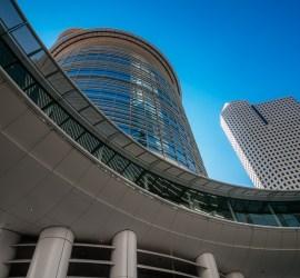 Smith Street Circle Skywalk - Houston, Texas