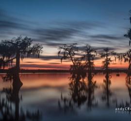 Lake Martin sunset photos