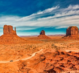 Monument Valley perspective
