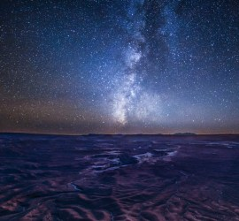 Canyonlands National Park Milky Way astrophotography
