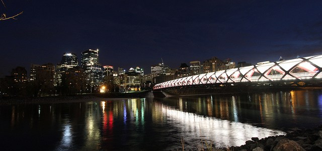 No praise for the Peace Bridge