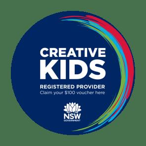 creative kids logo