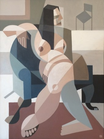 Seated Nude I