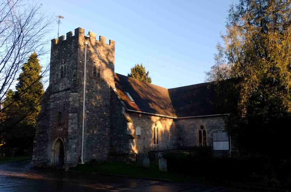 Approaching Christmas and time to explore some of my local Churches or so I thought. (1/6)