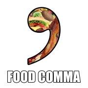 Food Comma