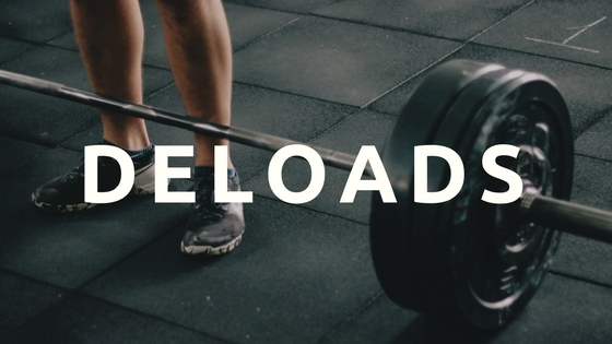 How, When and Why to Deload for Weight Training.