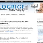 Blogrige