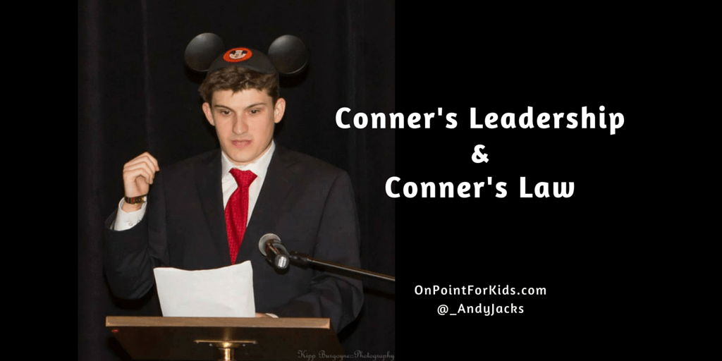Conner's Leadership & Conner's Law