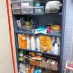 Supplies in Shelf 2
