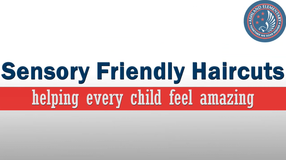 Sensory Friendly Haircuts