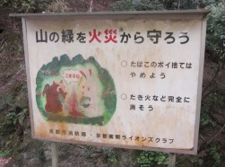 Squirrel and rabbit fight fire? Found near Kyoto