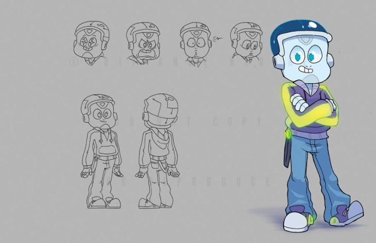 Character art for 'Riley Short'