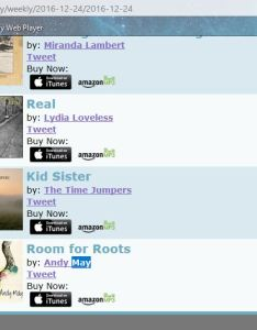 roots music report country album chart also woman in the wings   on  americana rh andymay