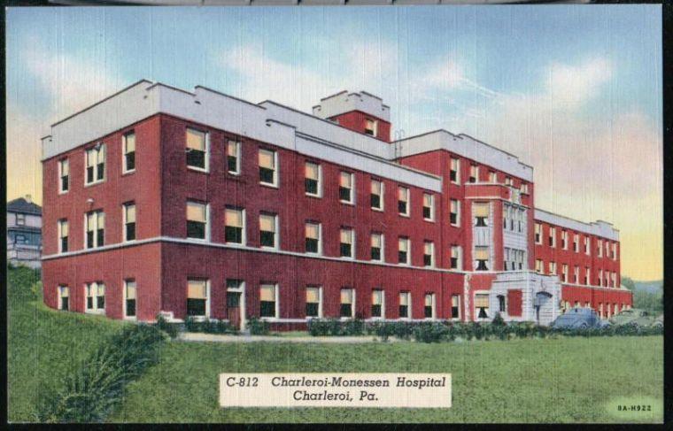 CharleroiMonessenHospital