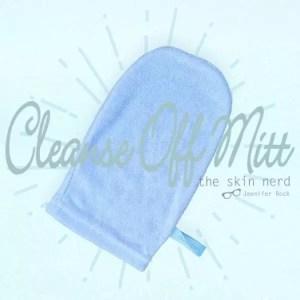 Cleanse Off Mitt
