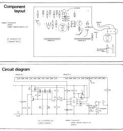 layout and circuit diagram [ 1988 x 2008 Pixel ]