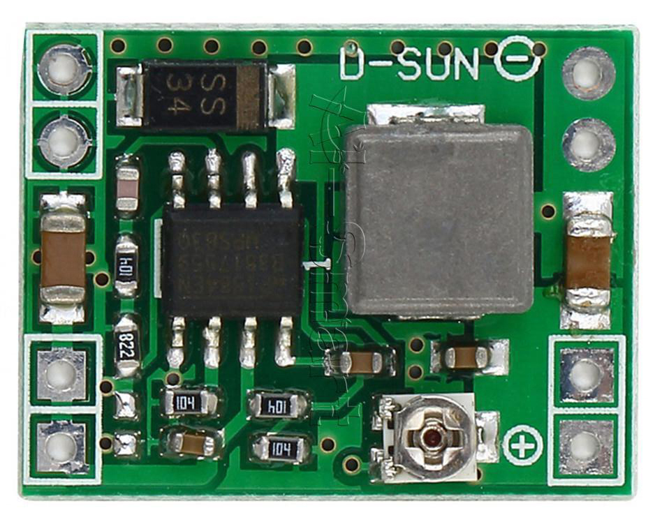 The First Schematic Shows The Simple 3pin Package And The