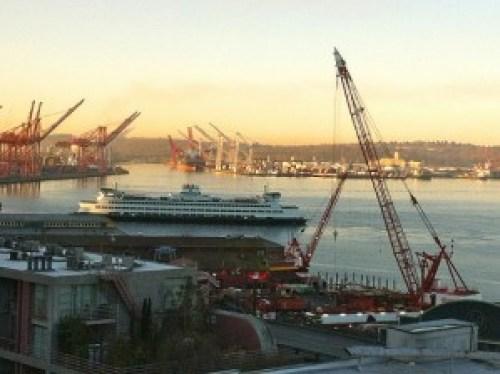 Seattle Waterfront - 17