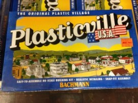Plasticville USA model available at Ace Hardware Berkeley.