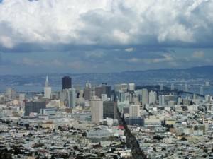 San Francisco from Twin Peaks (2004)