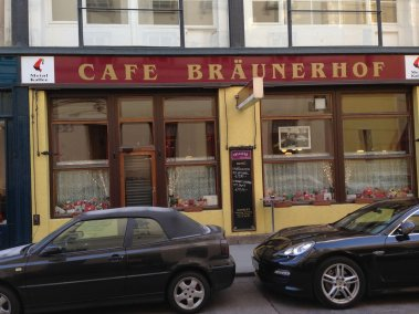 Photo of Cafe Braunerhof Vienna