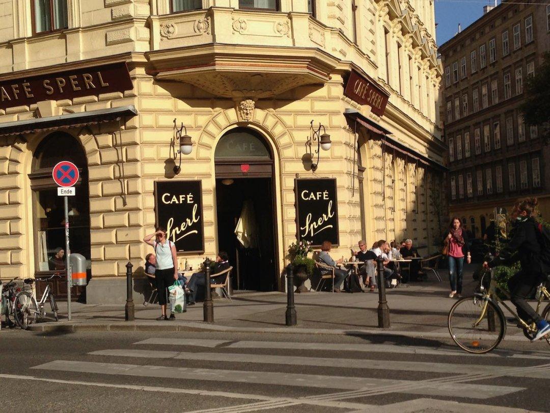 Photo of Cafe Sperl Vienna