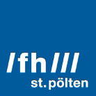 Logo of St Poelten University of Applied Sciences