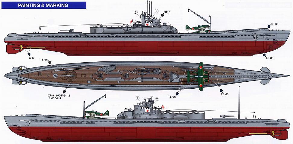 aircraft carrier diagram stewart warner oil pressure gauge wiring the underwater japanese cocopunk i 400 b