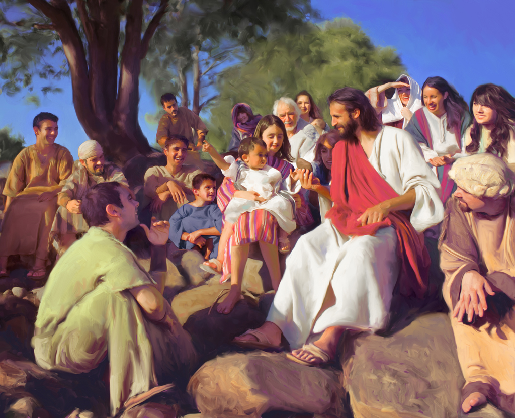 Jesus The Teacher God In All Things