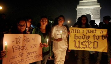 Delhi - the capital of rapes
