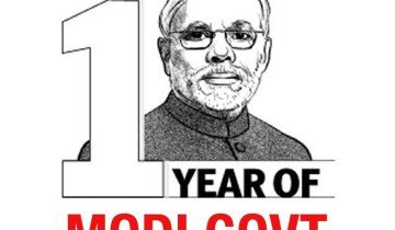 1 year of Modi Governnace