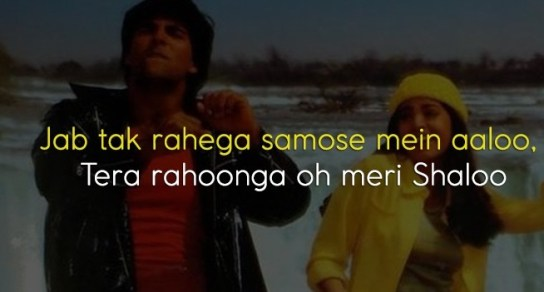 Jab Tak Rahega Samose Mein Aaloo