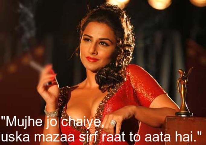 "Vidya Balan in ""The Dirty Picture"""