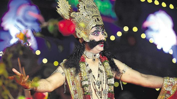 There is a ravan in us all - AndYouThot Poetry
