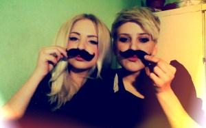 FakeMustache