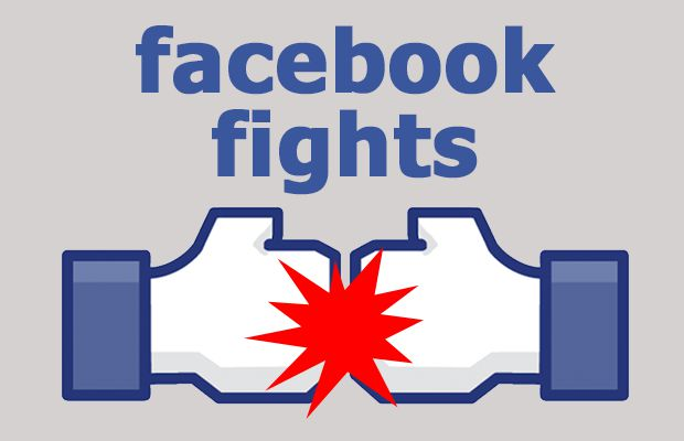 Facebook-Fights