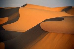 Kalahari Desert - picture courtesy of Namibia Tourist Board.