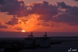 Sunset over Okinawa. © Y.Shimizu/© JNTO.
