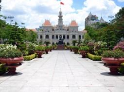 Ho Chi Minh City Square.