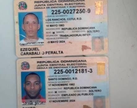Identifican supuestos narcos muertos a tiros en un enfrentamiento con la Policía